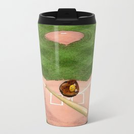 Baseball field /Baseballfeld2 Travel Mug