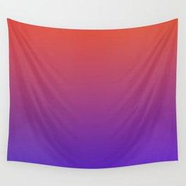 STEAM SCENE - Minimal Plain Soft Mood Color Blend Prints Wall Tapestry
