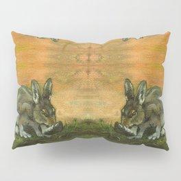 BunnyFoot Pillow Sham