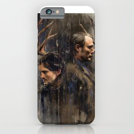 Ensemble iPhone Case