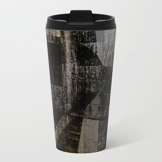 Ambiguation Metal Travel Mug