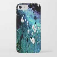coconut wishes iPhone & iPod Cases featuring Wishes by Nev3r