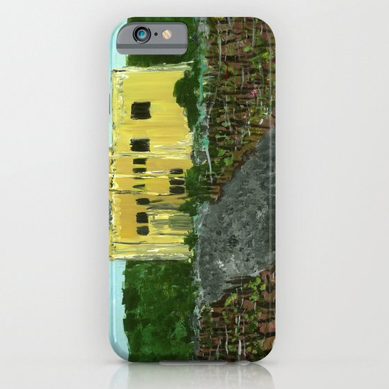 Sand Castle Winery iPhone & iPod Case