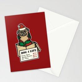 Dog 4 Life - Christmas Stationery Cards
