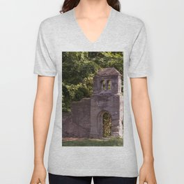 The old entrance Unisex V-Neck