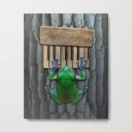 Songs Of The Tree Frog Metal Print