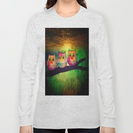 owl-193 Long Sleeve T-shirt