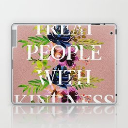 Treat People With Kindness graphic artwork / Harry Styles Laptop & iPad Skin