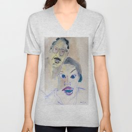 the discussion Unisex V-Neck