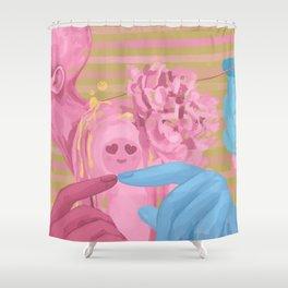 East Shower Curtain