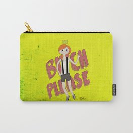 Just try to relax! Carry-All Pouch