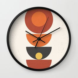 Just Balance Wall Clock