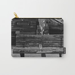 Somebody's glass of wine Carry-All Pouch