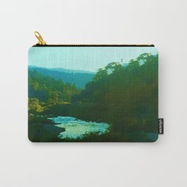 Runs To The Sea Carry-All Pouch