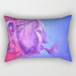 Buddha Kiss (Original) Rectangular Pillow