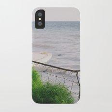 Summer Dream Slim Case iPhone X