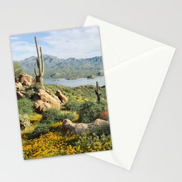 Arizona Blooms Stationery Cards