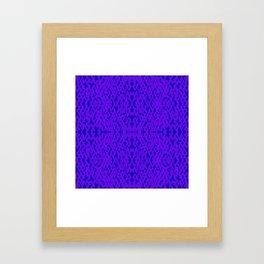 forcing colors 2 Framed Art Print