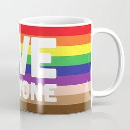 Love Everyone Flag Coffee Mug