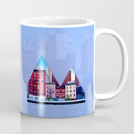 Reykjavik Boulevard #06 Coffee Mug