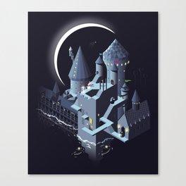 Monumental Harry Canvas Print