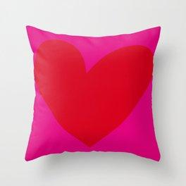 say no more Throw Pillow