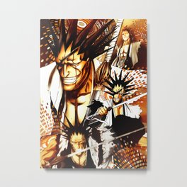 The Ultimate Shinigami Metal Print