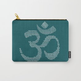 Yoga Every Damn Day Carry-All Pouch