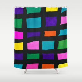 Drawing of childhood 1 Shower Curtain