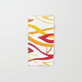 SALAMANDER- FIRE Hand & Bath Towel