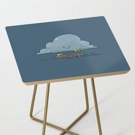Thunder Cloud Skater Side Table