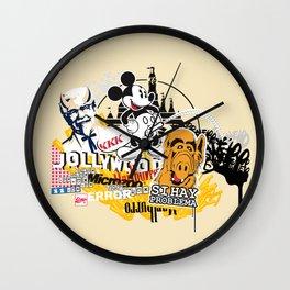 Consumerism Wall Clock