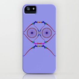 Bows and Arrows Design 4 iPhone Case