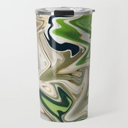 Walking Children in Nature Travel Mug