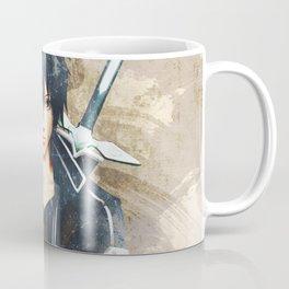 Kirito Swordsman Coffee Mug