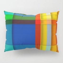 rectangle layers Pillow Sham
