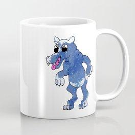 Speckled Wolf Coffee Mug