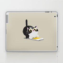 Cat Like Laptop & iPad Skin