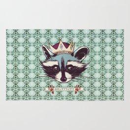 King Racoon · Ver.2 Rug