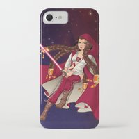 jedi iPhone & iPod Cases featuring Jedi Jade by Cola82