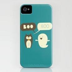 Boo Hoo iPhone (4, 4s) Slim Case