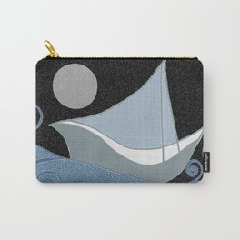 Go On Sailing Carry-All Pouch
