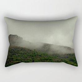 Tutankhamun Mountain Rectangular Pillow