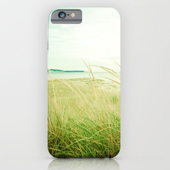 September at the Beach iPhone & iPod Case