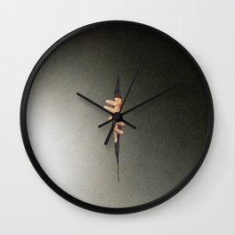 gash Wall Clock