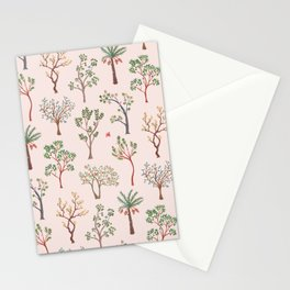 Oasis - Rose Pink Stationery Cards