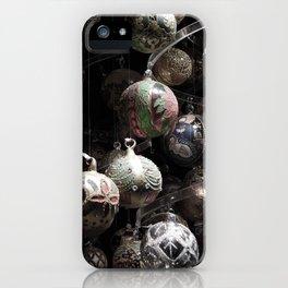 Weihnachtsmarkt iPhone Case