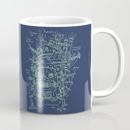 Chateau Ambulant Coffee Mug