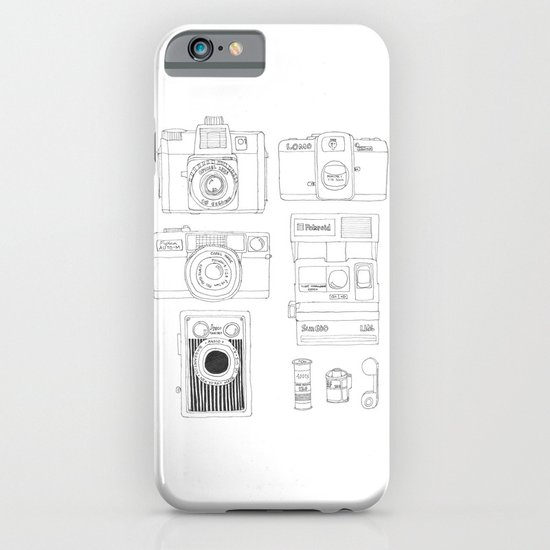 cameras iPhone & iPod Case