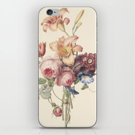Henriëtte Geertruida Knip - a bouquet - 1820 iPhone Skin
